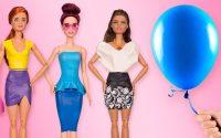 Une Robe De Barbie En 5 Minutes ? Un Tutoriel Étape Par Étape