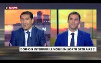 Voile : Karim Zéribi donne une leçon de laicité à Julien Odoul