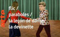 flic / paraboles / la leçon de danse - Replay Karambolage - ARTE