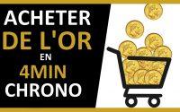 Acheter de l'or pendant la crise est-ce judicieux ? TUTORIEL