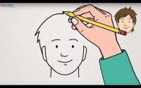 Apprendre à dessiner le visage | Tutoriel