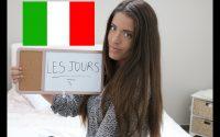 Apprendre l'italien : Leçon 5