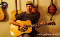 B.a-ba de la guitare, cours 8 APPRENDRE A JOUER 2 ACCORDS FACILES  + déchiffrer  diagramme et grille