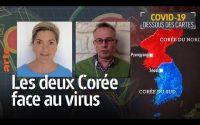 COVID-19, une leçon de géopolitique - Les deux Corée face au virus - Le Dessous des cartes | ARTE