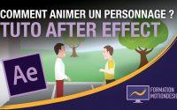 Comment animer un personnage sur After Effect ? - Tutoriel Duik Bassel