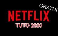Comment avoir un compte Netflix gratuitement ?! Tutoriel 2020