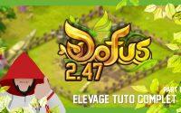 Dofus 2.47 élevage le tutoriel complet -Partie 1-Trouver & acheter, enclos & Objets rentables ?