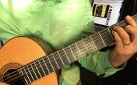 La Corrida de Francis Cabrel : Leçon de guitare