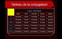 """La leçon de la conjugaison intitulée """" Les verbes usuels au conditionnel présent'"""