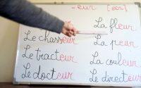 """Leçon 19 - le son """" EUR"""""""