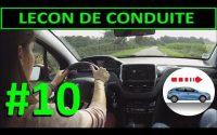 Leçon de conduite #10 Comment arrêter une voiture PART 2