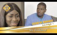 Leçon de mariage N°37 : Siis baakhoul