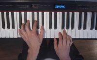 Leçon de piano n°5 : Tutoriel La Javanaise