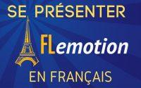 Leçon n°1 de français pour débutant : se présenter – communication #1