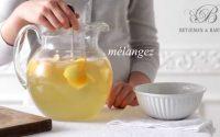 Leçon n°2 : Comment préparer son thé glacé ?