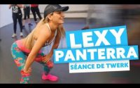 Lexy Panterra donne une leçon de twerk ! [PARIS]