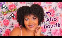 Montre nous comment tu réalise ton afro | Tutoriel coiffure pour cheveux crépus