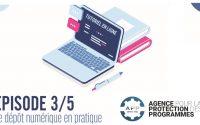 Protégez avec l'APP (3/5) : Le dépôt numérique en pratique (tutoriel)