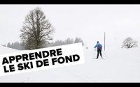 """Ski de fond - Tutoriel """"Devenez fondeur"""""""