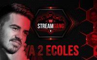 """♠♣♥♦ Stream Gang - Léo """"Ya 2 ecoles"""" fait la leçon en MTT (1/2)"""