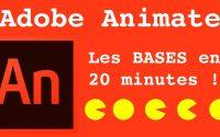 [ TUTO ] : Adobe Animate cc : les bases en 20 minutes ! (Tutoriel débutant fr)