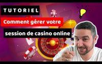 🤔TUTORIEL CASINO , Comment gérer votre session de casino en ligne , Gestion Bankroll Slot Online ?🤔