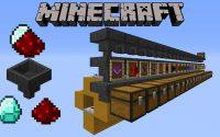 Trier automatiquement des items dans Minecraft - Minecraft tutoriel redstone