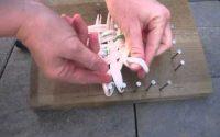 Tuto DIY Tawashi - Tutoriel tissage éponge lavable