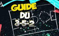 Tutoriel - 3-5-2 - FIFA 20 - Instructions et tactique perso