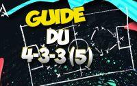 Tutoriel - 4-3-3 (5) - FIFA 20 - Instructions et tactique perso