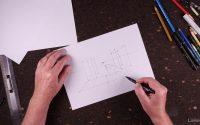 Tutoriel Architecture Dessin : Maîtriser le jeu des volumes | video2brain.com