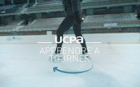 Tutoriel patin à glace UCPA N°7 - Apprendre à tourner