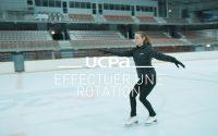 Tutoriel patin à glace UCPA N°9 - Comment effectuer une rotation