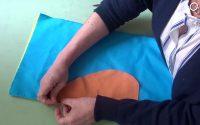 Tutoriel sur le montage d'une poche prise dans la couture de côté d'un vêtement