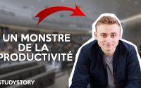 Un étudiant me donne son secret pour apprendre ses cours - Interview Grégoire Dossier - Studystory