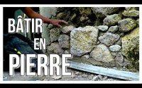 bâtir de la pierre - boucher un trou - tutoriel
