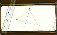 leçon 29  Construire la hauteur d'un triangle