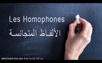 leçon des homophones:distinguer a et à