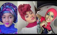 A la decouverte de Coumba Diop Hijabeuse qui donne des tutoriel de voilée sur le net