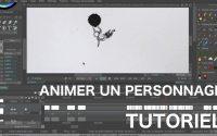 COMMENT ANIMER UN PERSONNAGE ? #TUTORIEL ANIMATION 2D