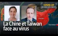 COVID-19, une leçon de géopolitique #03 -La Chine et Taïwan face au virus-Le Dessous des cartes|ARTE