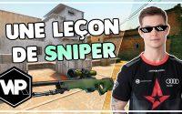 CSGO - Une leçon de sniper [Astralis Device]