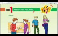 Class 10 Entre Jeunes - Leçon 1 Retrouvons nos amis - PART 1