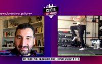 Fitness confinement de Coach Joe, leçon 11 : montée de genoux - Clique à la Maison