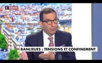 Jean Messiha donne une leçon à Gérard Leclerc sur l'immigration