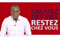 LA LEÇON DU JOUR - Pr : Pape Abdoulaye Mbengue - Théme - Couvre feu,L'état d'urgence...01 Avril 2020