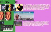 LEÇON NUMÉRO 7 : 1979-1984, quand la musique électronique joue avec des synthés et des BAR