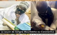 La Leçon de Serigne Mountakha au Coronavirus [Par S. A. Aziz Majalis]