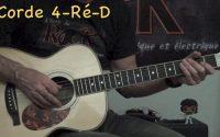 Leçon #1: Les cordes à vide (1 de 15)