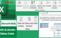 Leçon N°19 1 outils de données et tableau croisé dynamique